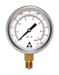 Picture of INDUSTRIAL PRESSURE GAUGE SBI